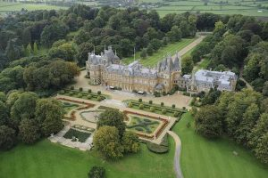 Area Attractions - Waddesdon Manor is a country house in the village of Waddesdon